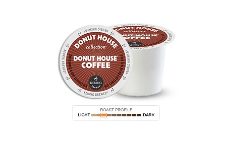 Donut House Coffee Donut House Collection keurig K-Cups Delivery